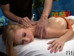 A very satisfying massage