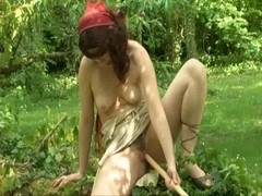 A very weird French porn movie with a funny storyline