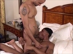 INTERRACIAL MALE PASSION