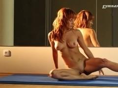 Ala Starovata - Gymnastic Video part 1