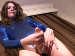 Fabulous solo girl video with strapon scenes