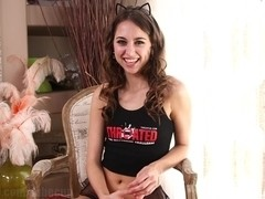 Throated CHALLENGE! VOTE Riley Reid