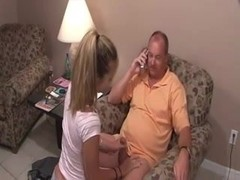daughter sucks cock of not her dad
