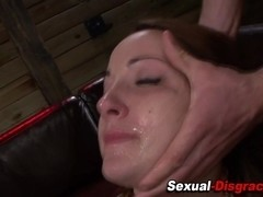 Rough sex ### gagging