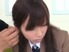 Rico Yamaguchi Amazing Asian schoolgirl
