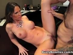 Jennifer Dark in Busty Office MILFs #4