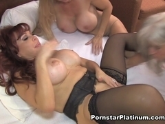 Sexy Vanessa in With Age Cums Experience - PornstarPlatinum