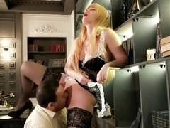 Luxury escort room service amazing wet pussy & anal fuck, cum on smooth ass