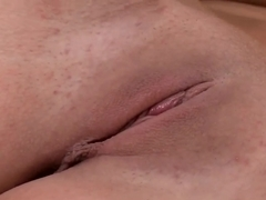 Pamela Blond is fully equipped for masturbation