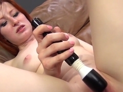 Fabulous pornstar Kira Lake in best redhead, facial adult clip