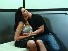 Horny pornstar in fabulous mature, big tits xxx video