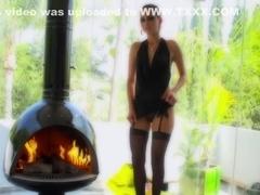 Fabulous pornstar Ginger Lynn in hottest fetish, blonde porn clip
