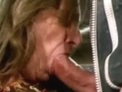 Horny mom used by two hot boys and their cocks