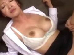 Horny Japanese girl Reiko Kobayakawa in Crazy Masturbation/Onanii, Fingering JAV movie