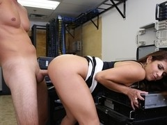 Quick Fuck in the Office