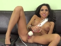 Incredible pornstar Trinity St Clair in Hottest Latina, Masturbation sex video