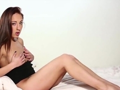 Fabulous pornstars Charity Bangs, Britt Shields in Incredible Facial, Brunette xxx scene
