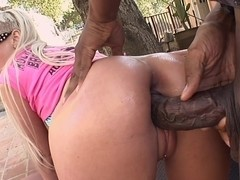 Giselle Monet Fucks A Monster Cock!