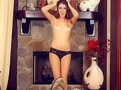 Hot Brittany Disrobe