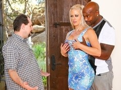 Holly Heart, Nat Turner in Mom's Cuckold #16,  Scene #01