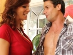 Syren De Mer & Alan Stafford in My Friends Hot Mom