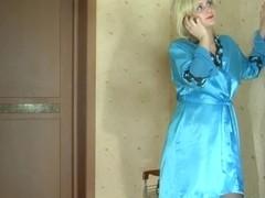 PantyhoseTales Movie: Rebecca I and Nicholas