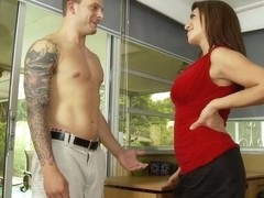 Leena Sky & Rich Cannon in My Friends Hot Mom