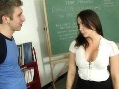 Chanel Preston & Danny Wylde in My First Sex Teacher