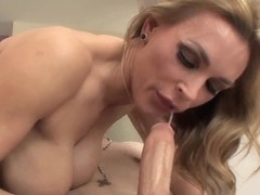 Cool banging with athletic milf Tanya Tate