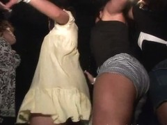 SpringBreakLife Video: Up The Skirt Dancing On Bar