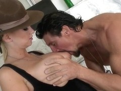 Blake Rose gives it all to freakish Tommy Gunn