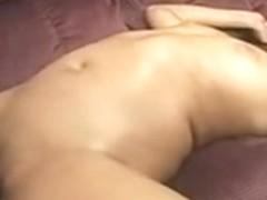 Black girl strips naked for steamy hardcore sex