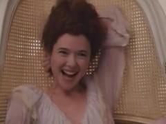 Annette Bening,Meg Tilly in Valmont (1989)